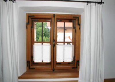 Holzfenster von Schreiner Huber