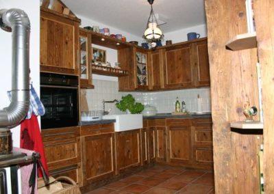 Schreinerküche
